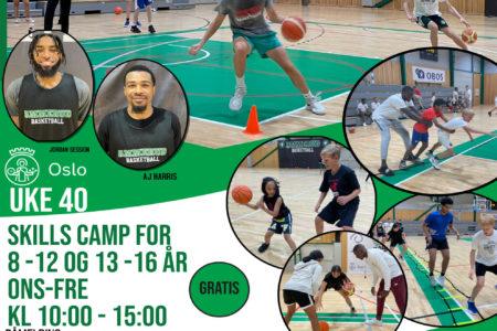 Host Camp Ammerud Basket Uke 40