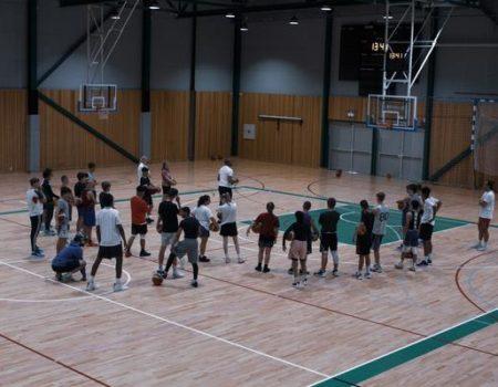 Ammerud Basket Camp