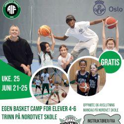"Basket for 4-6 trinn Nordvet skole  <span class=""wpforms__dag"">(kl.09:00 – kl.14:30)</span>"